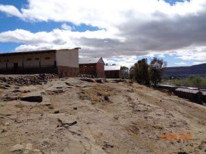 Toiletten School in Lesotho